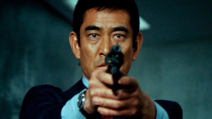 Опасная погоня [полная версия] (драматический триллер, хит советского кинопроката) | Япония, 1976