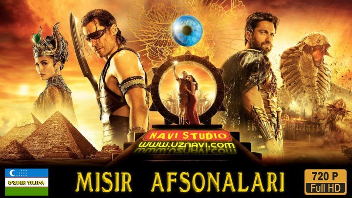 Misir Afsonalari / Мисир Афсоналари (xorij kino o'zbek) HD