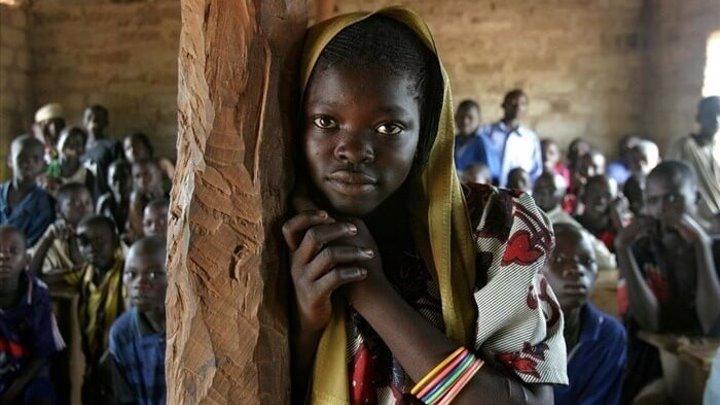 "Мечети мира. HD ""Мечеть в деревне"" (Республика Нигер Африка)"