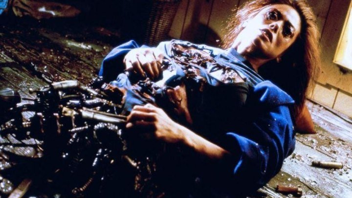 Немезида / Nemesis (1992, Фантастика, боевик, триллер) перевод Андрей Гаврилов