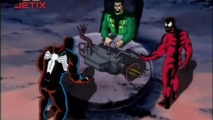Человек-паук 1994 года ( Сезон 3, Серия 11 ) Потрошитель
