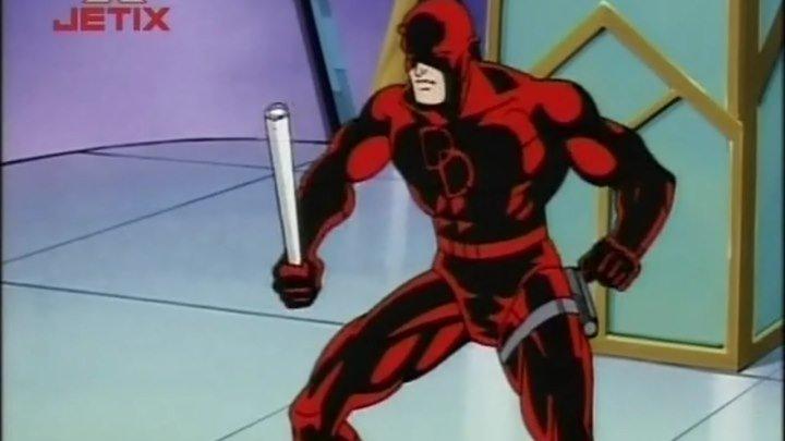 Человек паук (1994). Сезон 3 серия 7 Без страха и упрека