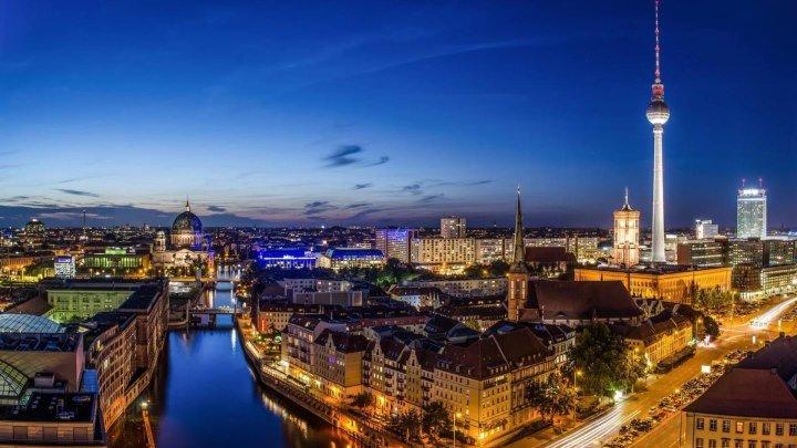 Берлин - столица Германии | Всё о Германии
