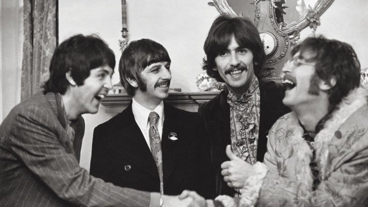 The Beatles - Strawberry Fields Forever (1967)