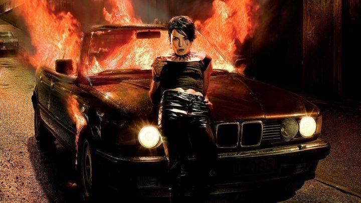 Девушка, которая играла с огнем. 2009. HD. Триллер