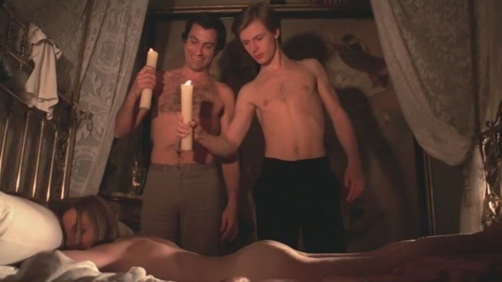Игра в запретную любовь (Испания 1975 HD) 18+ Комедия, Драма, Триллер, Криминал