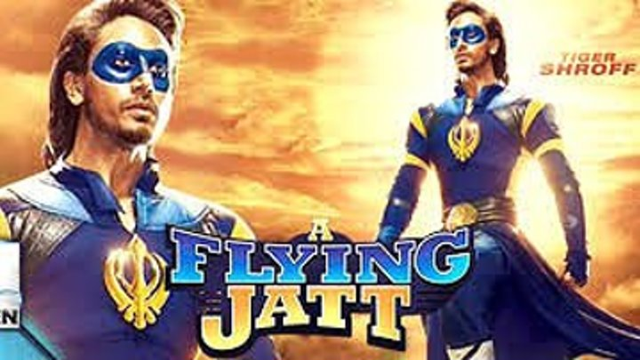 Летающий Джатт (2016) Страна: Индия