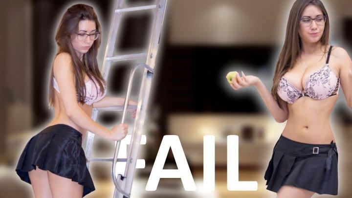 360 видео Прятки с едой Поиграй с Sexy девушкой в виртуальной реальности
