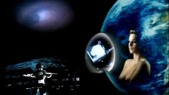 Didier Marouani and «Space» - Space Opera (Part 8) Official Videoclip HD