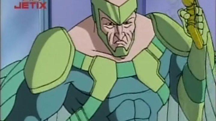 Человек-паук 1994 года ( Сезон 2, Серия 13 ) Крик Стервятника
