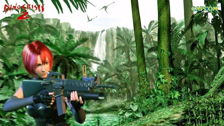 C-c-combo Breaker проходит Dino Crisis 2 (стрим классики с PlayStation)