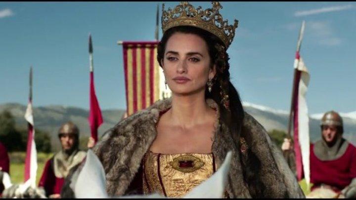 Королева Испании - Русский Трейлер (2017)