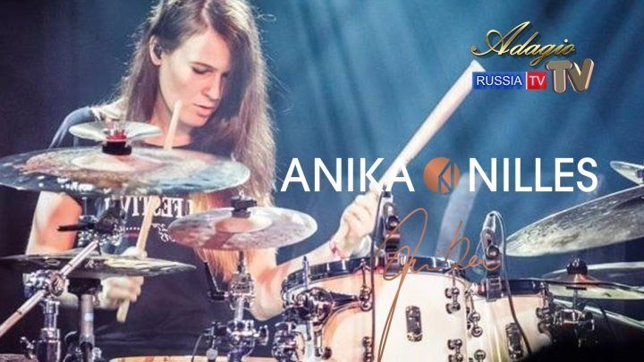Anika is a drummer and songwriter based in Germany  Her