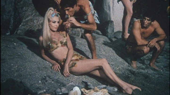 Древнейшая профессия в мире (Франция, ФРГ, Италия 1967 HD) 16+ Комедия,Драма,Эротика