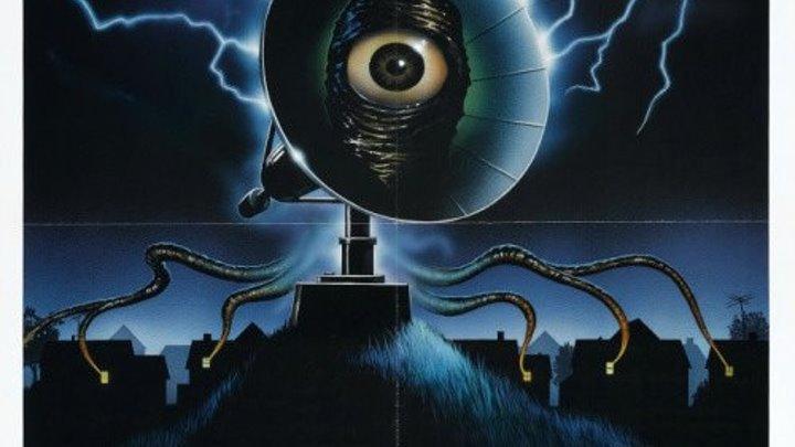 Телетеррор _ Телеужас _ TerrorVision (1986 HD) 18+ Фантастика, Комедия, Ужасы