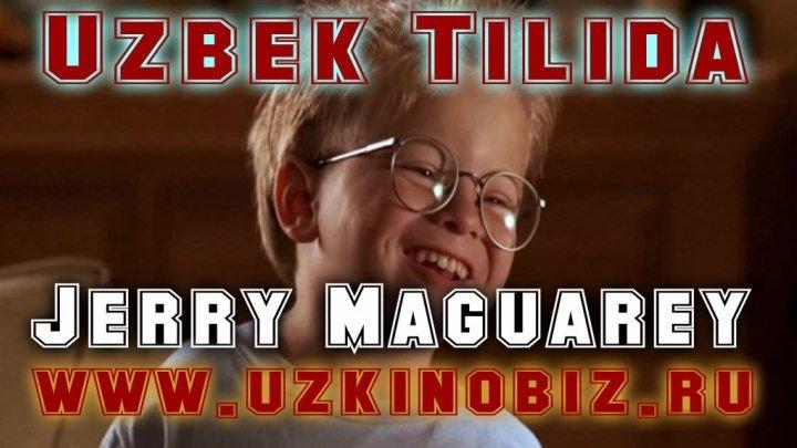 "Tarjima kino ""Jerry Maguare"" Tom Kruz WWW.UZKINOBIZ.RU"