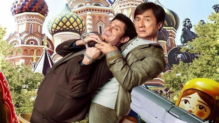 По следу HD(боевик, триллер, комедия, приключения)2017