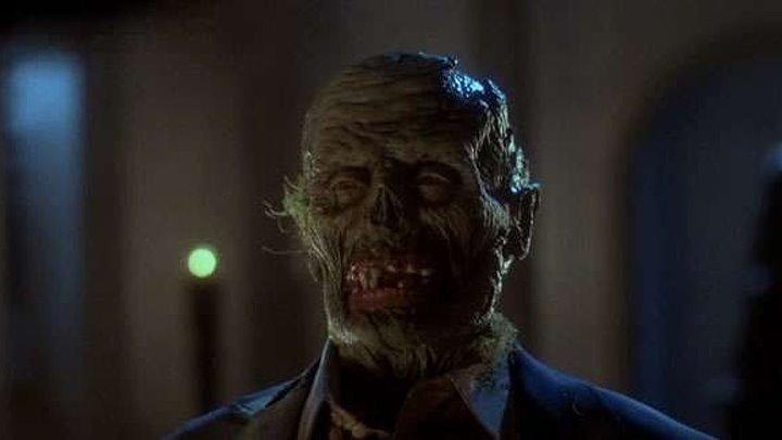 """""""Возвращение живых мертвецов 2"""" (1988) Return of the Living Dead Part II. Ужасы,Комедия."""