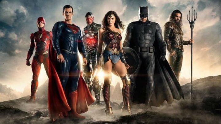 Лига справедливости / Justice League 2017 США