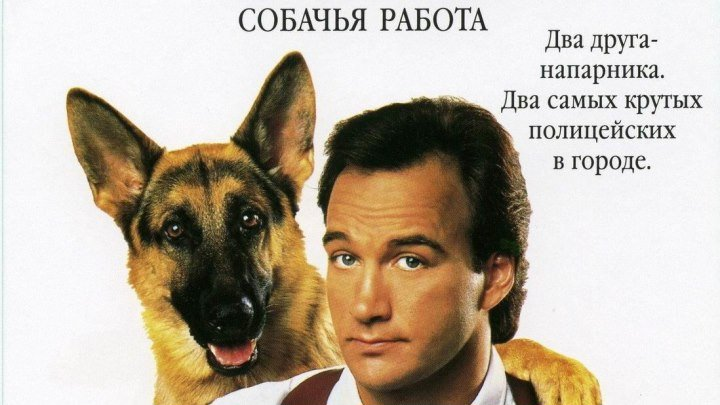 К-9 Собачья работа [1989 г., Комедия] AVO [А.Гаврилов] Джеймс Белуши, Мэл Харрис, Кевин Тай, Джеймс Хэнди