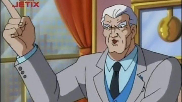 Человек паук (1994). Сезон 2 серия 11 Плита времени