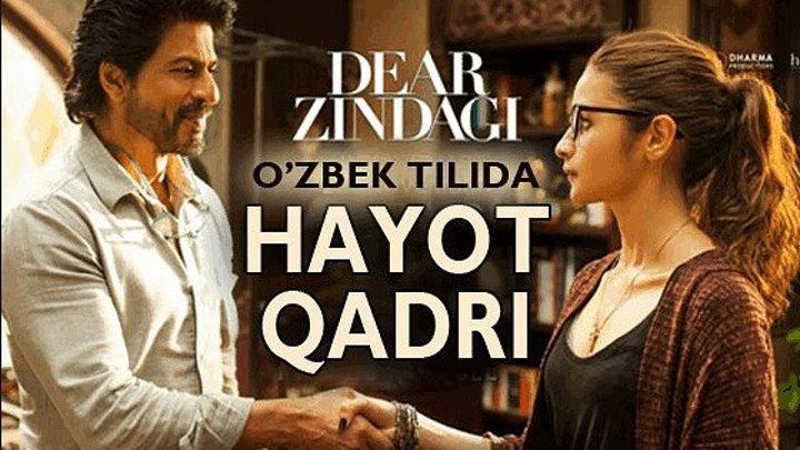Hayot qadri (hind kino uzbek tilida) 2016