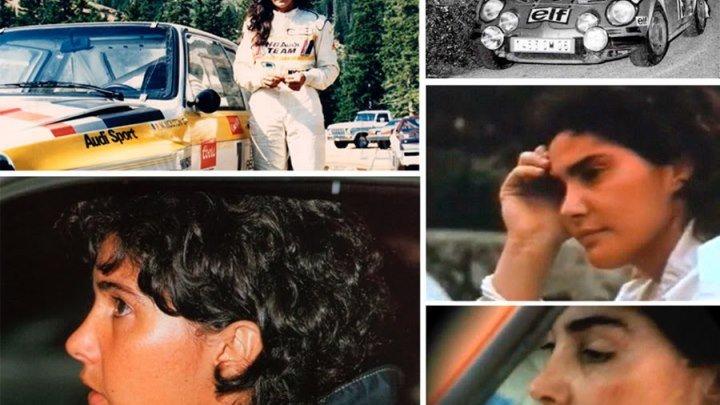 Michele Mouton - наиболее известная и успешная женщина — пилот ралли, а также, возможно, самая успешная женщина-гонщик вообще.