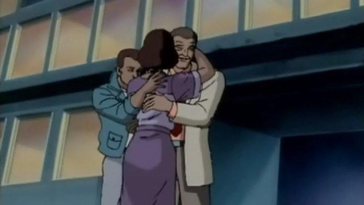 Человек-паук — 3 сезон, 9 серия. Грехи отцов. Часть 9 Могильщик