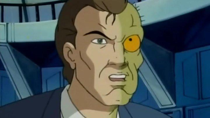 Человек-паук 1994 года ( Сезон 5, Серия 5 ) Герои снова в бою