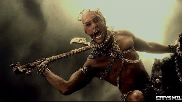 300 спартанцев_ Расцвет империи HD(Пеплум)2014 (16+)