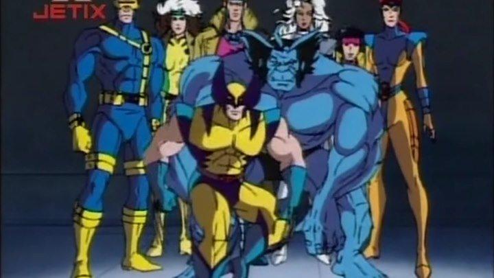 Человек-паук 1994 года ( Сезон 2, Серия 4 ) Страсти по мутантам