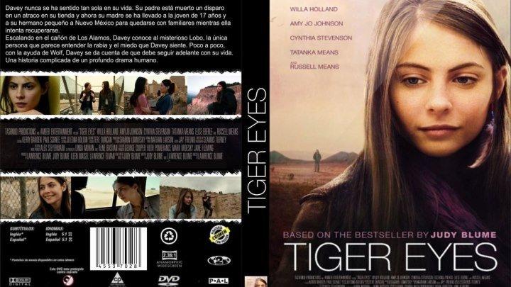 Тигровые глаза (2012) Драма.
