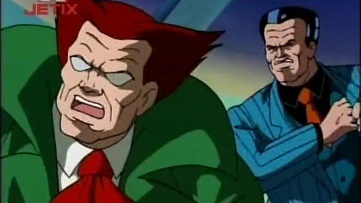 Человек-паук 1994 Сезон 2 Серия 1 Коварная Шестёрка