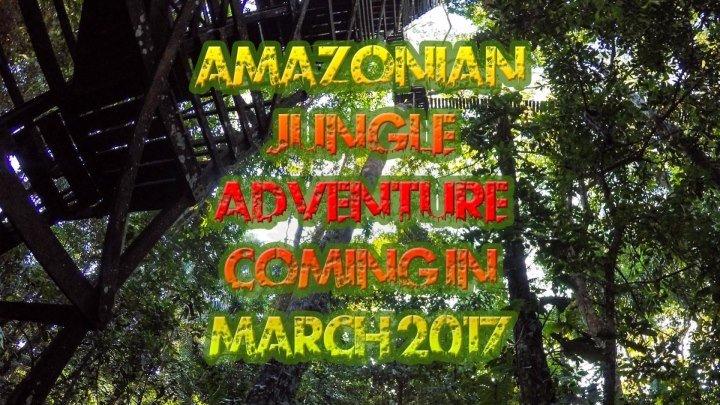 🐆 Невероятные приключения в 🇵🇪 перуанских джунглях!.. 🎍