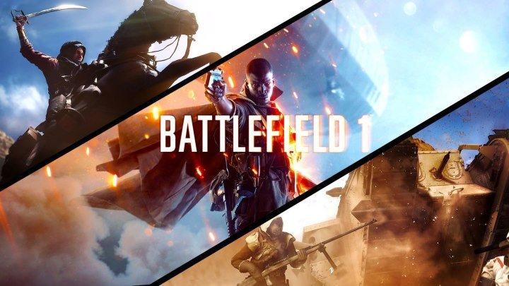 Battlefield 1-прохождение.Розыгрыш игр!!