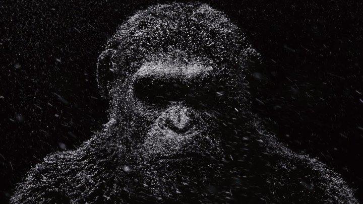 Планеты обезьян Война 2017г Боевик Полный фильм