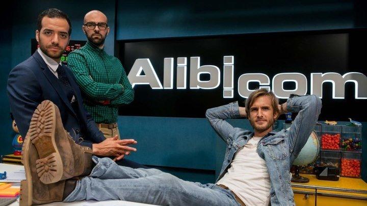 ".""SuperАлиби"" (2017) Alibi.com. Комедия."