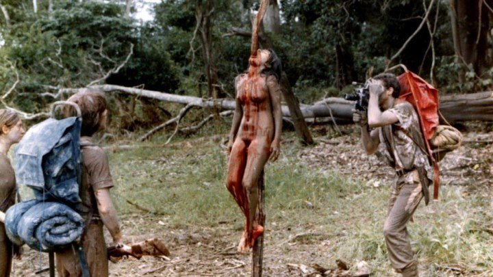Ад каннибалов (Cannibal Holocaust) 1980