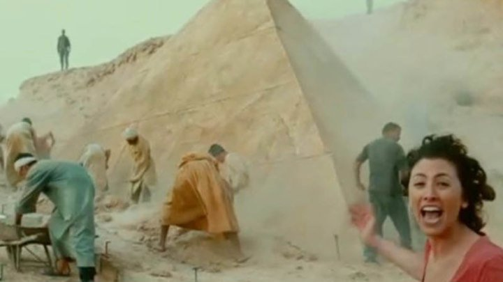 Пирамида.2014.(ужас,триллер,приключения)