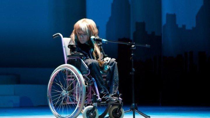Россию на ЕВРОВИДЕНИИ представит певица в инвалидном кресле!