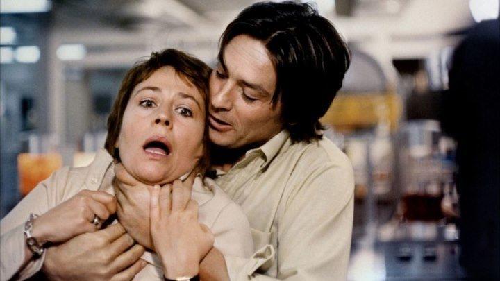 Шоковая терапия (триллер с Анни Жирардо и Аленом Делоном) | Франция-Италия, 1972