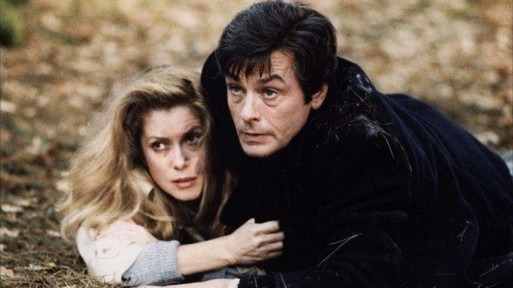 Шок (криминальный боевик с Аленом Делоном и Катрин Денев) | Франция, 1982