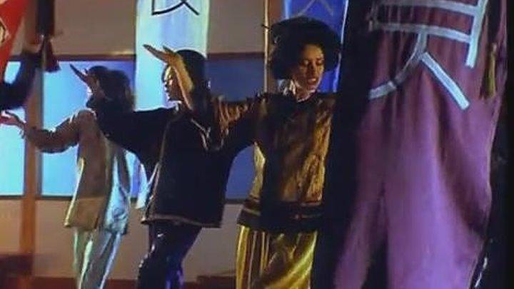 Наталья Гулькина и группа Звёзды - Это Китай - 1991 - Официальный клип - Full HD 1080p - группа Танцевальная Тусовка HD / Dance Party HD