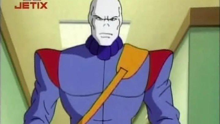 Человек-паук 1994 года ( Сезон 1, Серия 13 ) День Хамелеона
