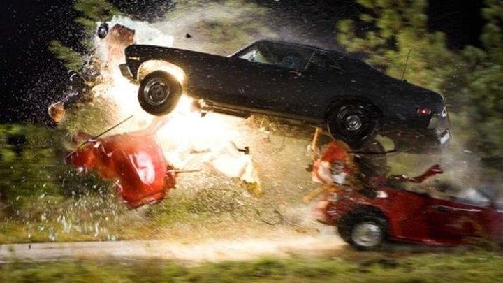 Доказательство смерти / Death Proof 2007 HD (боевик, триллер, криминал)