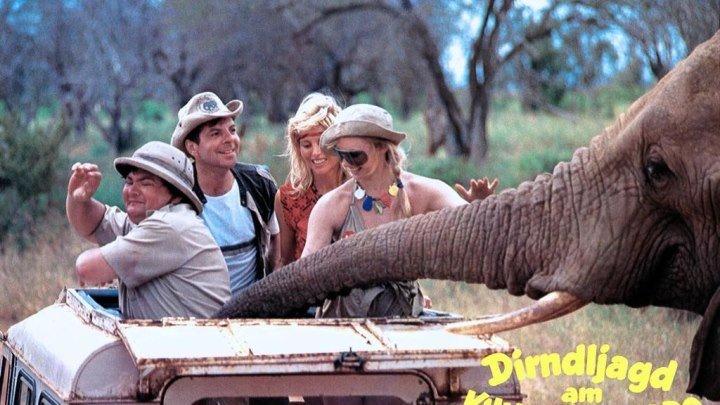 Охота на девочек у Килиманджаро (Германия 1983 HD) 18+ Комедия ツ