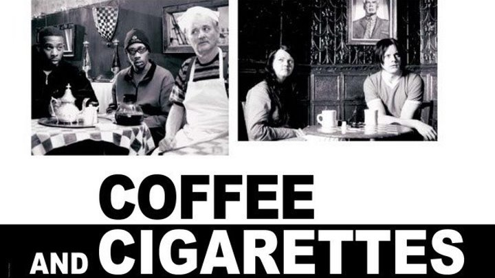 Кофе и сигареты / Coffee and Cigarettes (2003 HD) 18+ Комедия, Драма, Музыка