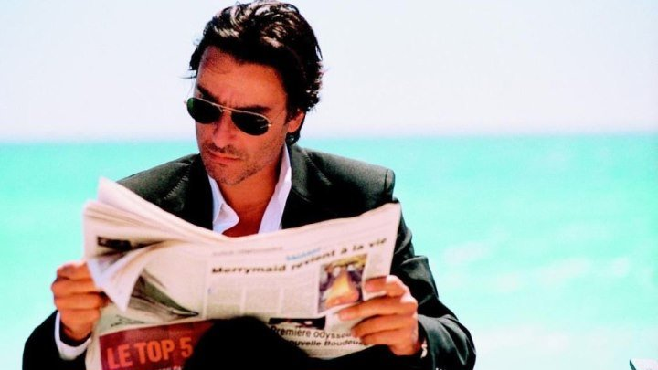 ".""Неуловимый"" Anthony Zimmer. Триллер, Мелодрама, Криминал."