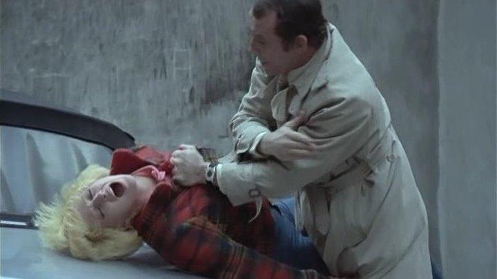 Жить надо с риском / Il Faut Vivre Dangereusement (Франция 1975) 16+ Детектив