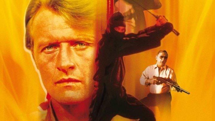 Слепая ярость [1989, боевик, триллер, драма, комедия, криминал, BDRip] DUB Рутгер Хауэр, Терри О'Куинн, Брэндон Колл, Ноубл Уиллингэм, Лиза Блаунт